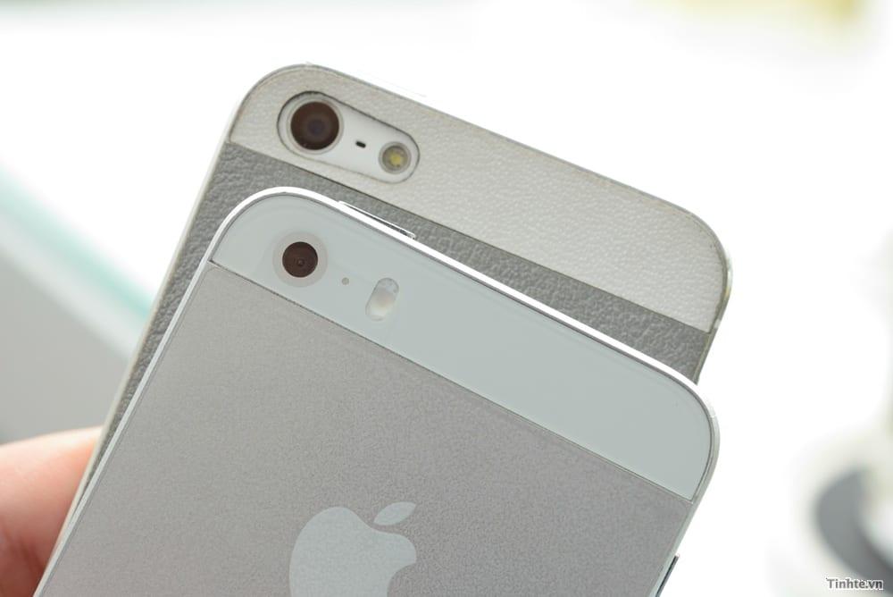 iPhone 5C vs iPhone 5S