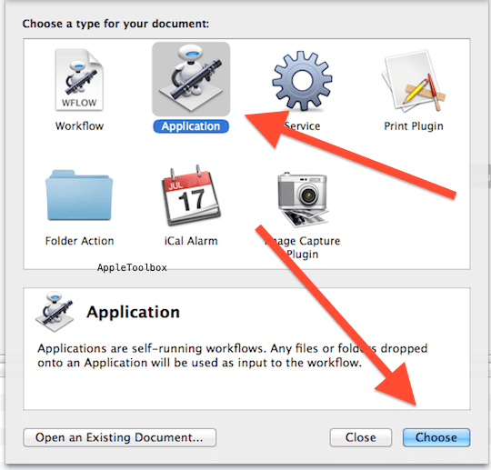 How to use automator to perform regular tasks without