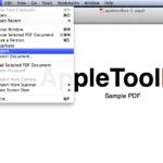 Mac OS X: How to reduce PDF file sizes