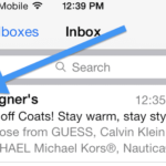 iOS 7: How to mark email messages as read on your iPhone or iPad
