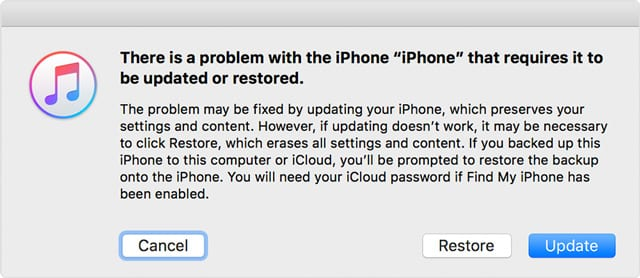 Stuck in a boot loop? iPhone or iPad keeps resetting after