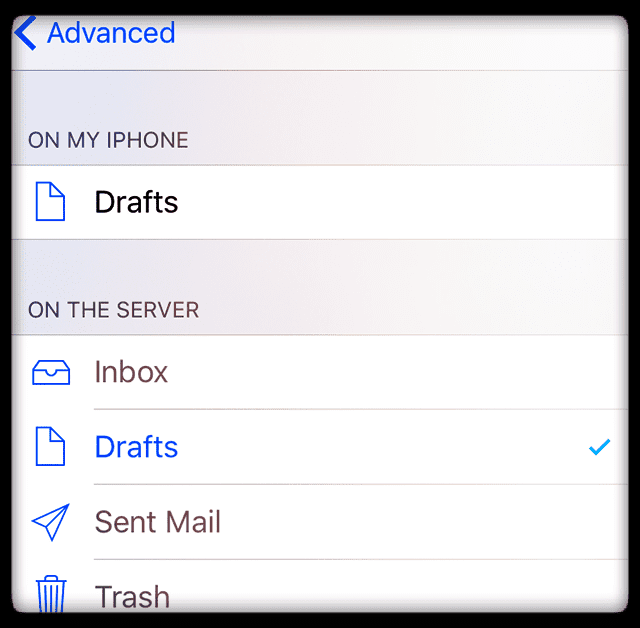 Mail accounts cannot be deleted (iOS), fix