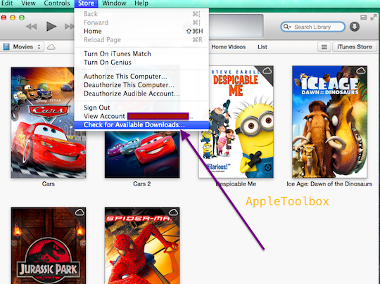 How to resume downloads that interrupted on iTunes