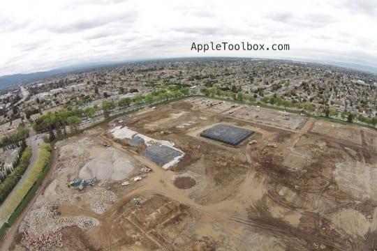 Apple buildings