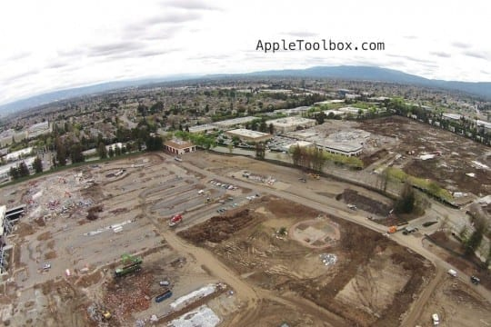 Apple site building