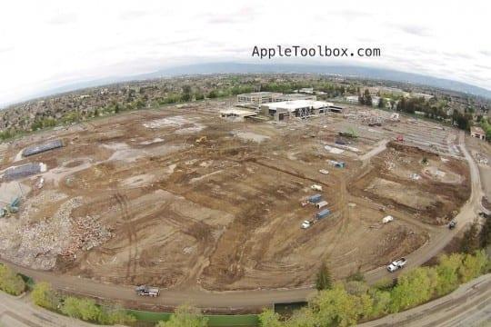 Apple demolition