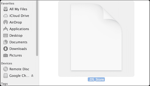Mac OS X: How to remove .DS_Store files