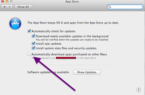 install, update & uninstall apps
