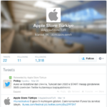 Apple helped Turkish users evade the Twitter ban