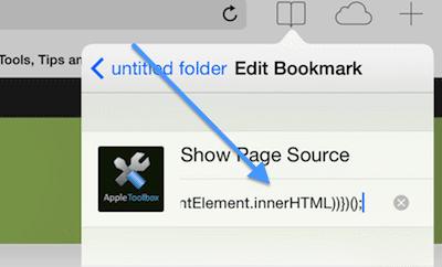 copy code bookmark