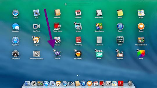 delete uninstall apps Mac