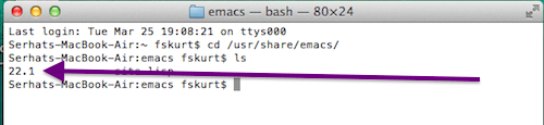 Emacs
