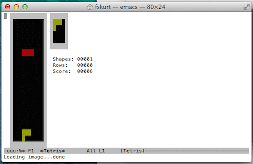 Mac OS X: How to play old school arcade games in Terminal