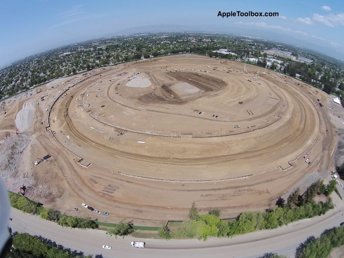 Apple Campus 2 photos