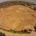 Aerial photos of Apple Campus 2 (update # 3)