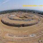 Aerial photos of Apple Campus 2 (update # 5)