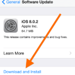 iOS 8.0.2 available: How to update