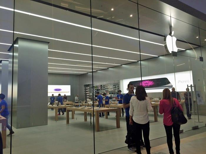 Akasya Apple store