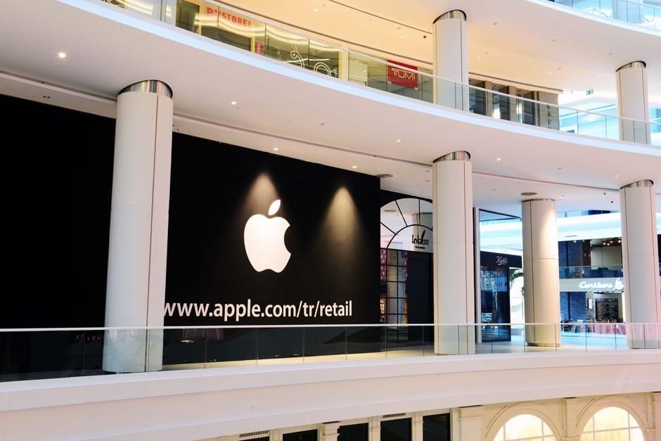 apple store Turkey