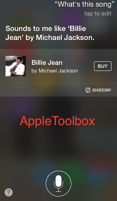 How to use Siri to identify songs from over 100 countries - AppleToolBox