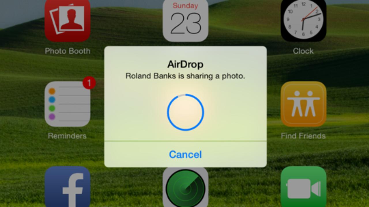 Restart Airdrop On Mac