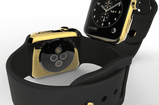 Apple Patent - ceramic materials used in the Apple Watch