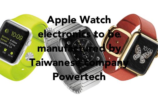 Apple Watch - Main Pic