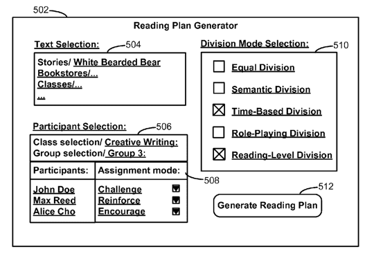 Ebook - Reading Plan Generator
