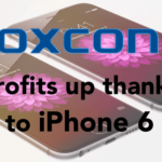 iPhone 6 demand helps drive Foxconn profits