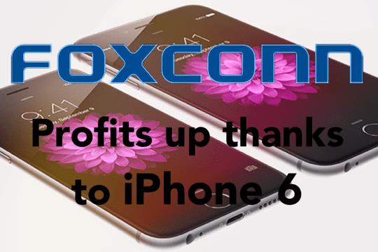 Foxconn iPhone 6 - Main Pic