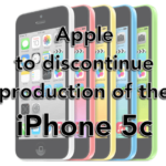 iPhone 5c to be discontinued in 2015
