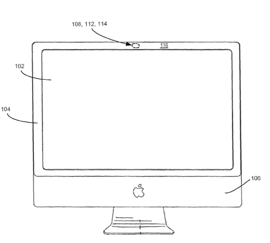 Apple Patent - Sensor