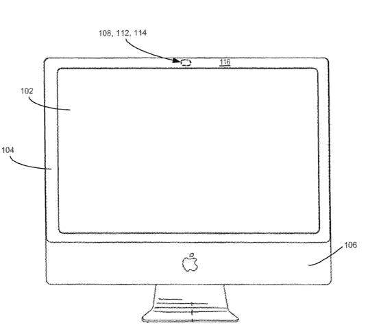Apple Patent - Sensor