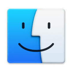 Finder Icon Yosemite