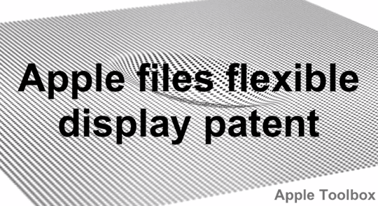 Flexible Display - Main Pic