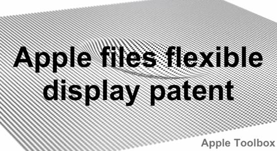 Flexible Display - Main Pic