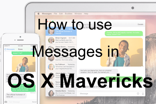 Messages - Main Pic