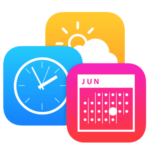How to use Notification Centre widgets in iOS