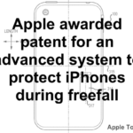 Apple patents iPhone drop protection mechanism