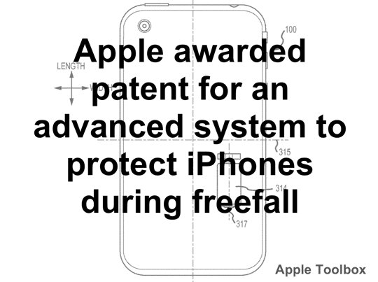 iPhone Fall Protection - Main Pic