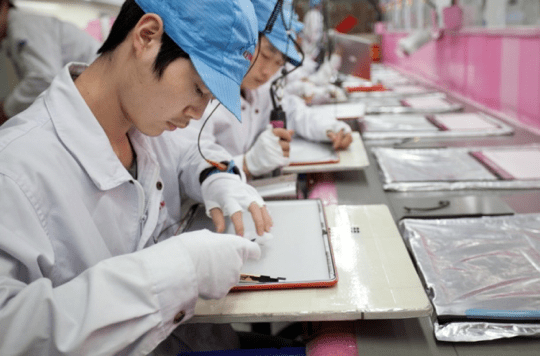 iPhone Manufacturing