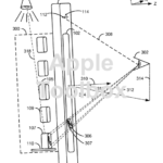 Apple patent application for 3D Camera and UI for CarPlay and Apple Watch