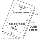 Apple granted patent for display based speakers