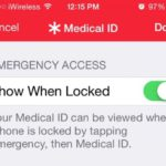 Apple patent improves access to emergency contacts and medical records