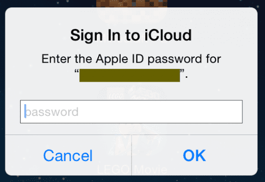 icloud repeated password pop up iCloud login loop bug