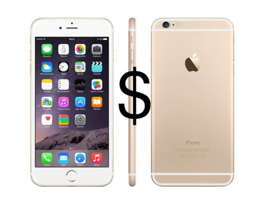 how much iphone 6 cost how much does the iphone 6s and iphone 6s plus cost across 8591