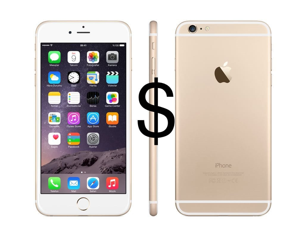 how much is a iphone 6 how much does the iphone 6s and iphone 6s plus cost across 18507