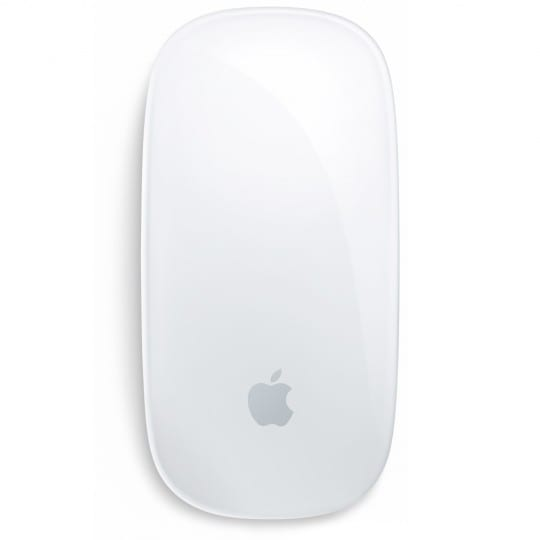 mac mouse missing