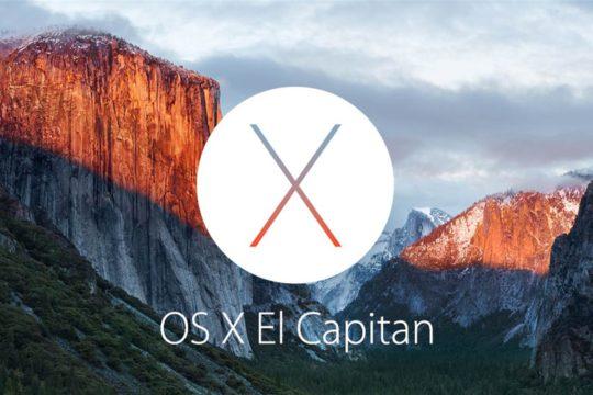Fix Mac OS X El Capitan will not start up after update