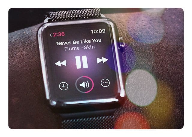 apple watch music without phone